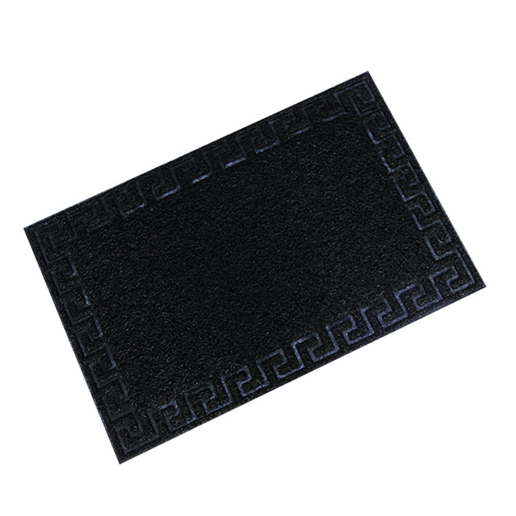 Hot selling pvc coil outdoor floor/door mat/anti-slip mat for swimming pool