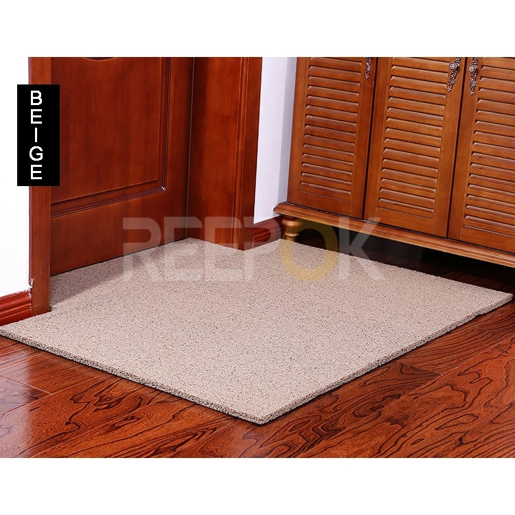 Hot Selling Customized Size PVC Coil Mat Carpet for Home 3m