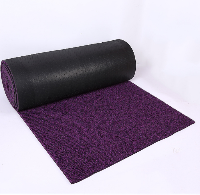 PVC coil car floor carpet roll car mat