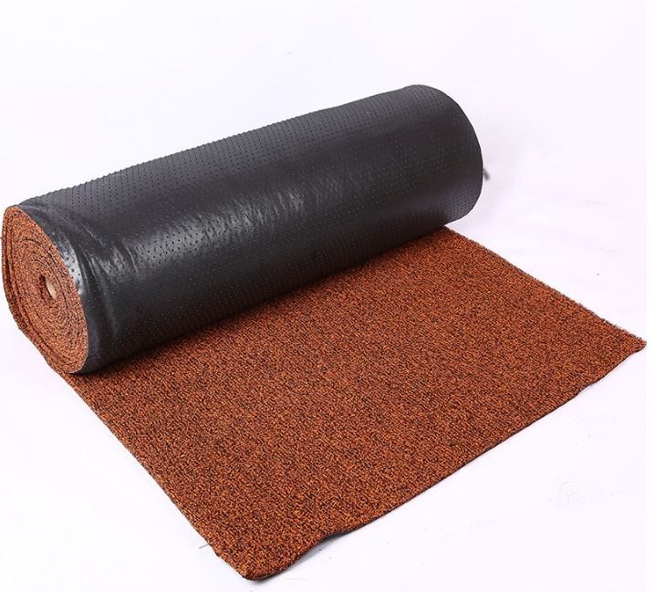 Wholesale Eco-friendly 100% Virgin PVC coil mat carpet