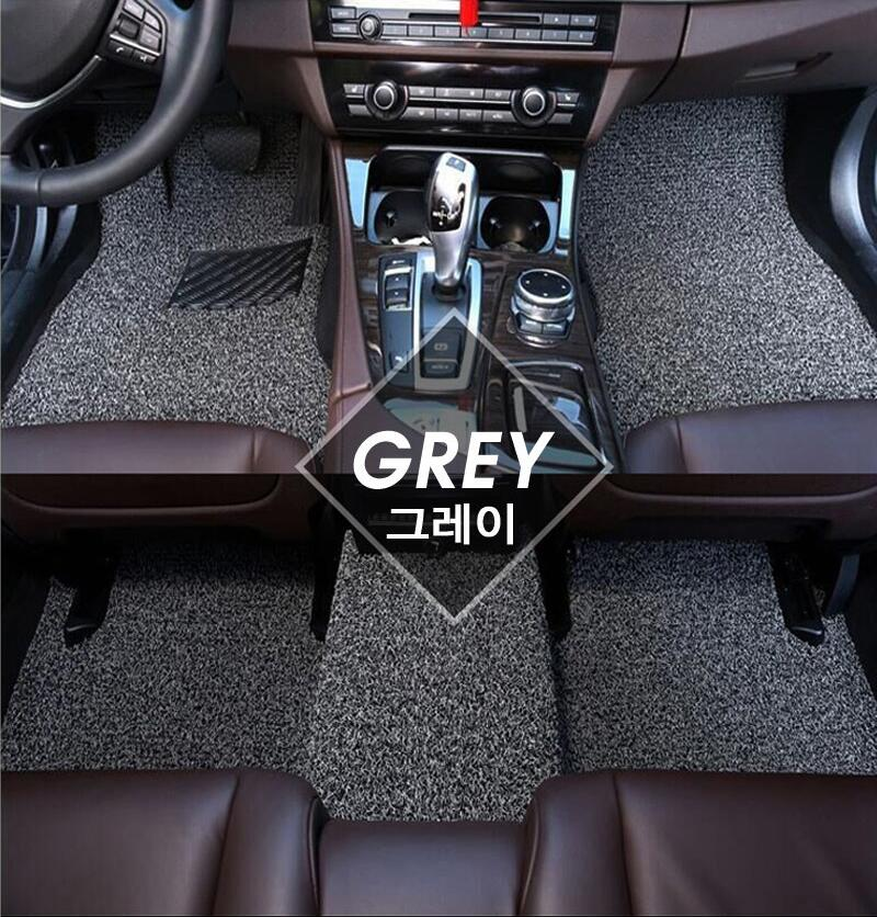 Eco-Friendly Pretty Colorful Heated Cheap Wear Resistance Pvc Coil Car Floor Mats In Roll Car Mats Carpets